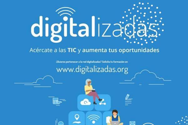 Las mujeres de Humanes de Madrid podrán mejorar sus habilidades digitales