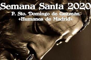 La parroquia de Santo Domingo de Guzmán retransmitirá las celebraciones en Youtube