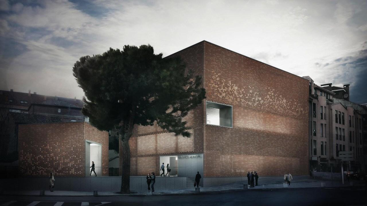 El edificio se llamará Biblioteca Princesa Leonor
