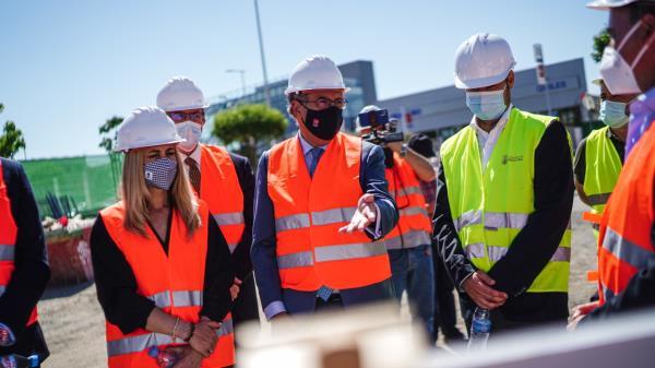 El CPEE Iker Casillas contará con 100 nuevas plazas  para alumnos de entre 3 y 21 años que presentan necesidades educativas  especiales.