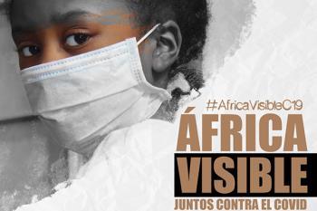 Con el objetivo de visibilizar la situación del COVID-19 en África y mitigar su propagación y combatir la enfermedad