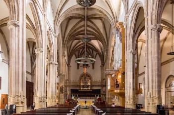 Abogados Cristianos presentó una querella por cargos como profanación, interrupción de culto o delito de odio