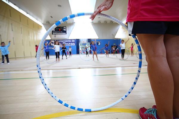 Las Rozas abre el plazo de inscripción de las Escuelas Deportivas para el próximo curso