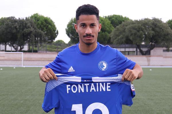 Las Rozas consigue la cesión de Nicolas Fontaine, extremo del Olympique de Lyon