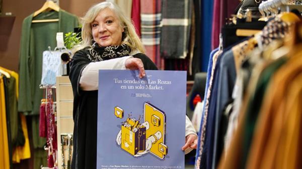 La Rozas Innova crea bonos de 10€ para usar en comercios locales