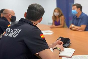 Las Rozas interpone 1.295 denuncias desde el comienzo de la pandemia