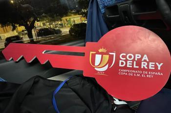 Tras ganar al Melilla en los cuartos de la Copa RFEF, superando, incluso, una prórroga