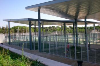 La ciudad continúa con la reapertura de centros deportivos municipales