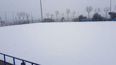 Lee toda la noticia 'Las Rozas reabre sus Escuelas Deportivas tras el paso de Filomena'