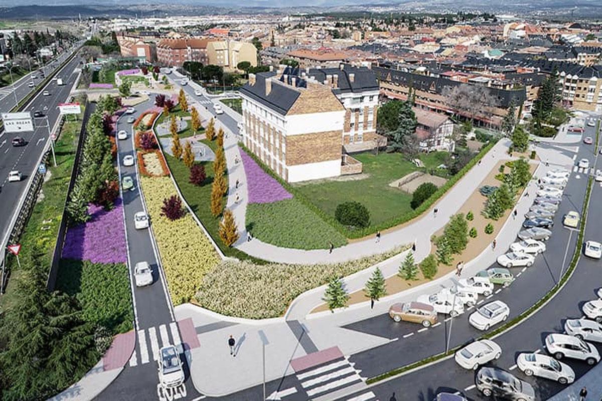 El Ayuntamiento busca hacer la zona más accesible y segura