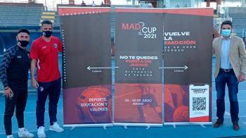 Disputarán los duelos del 26 al 30 de junio en la Ciudad Deportiva Wanda de Alcalá de Henares