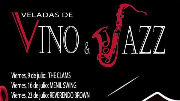 ¡Las Veladas de Vino y Jazz vuelven a Navalcarnero!