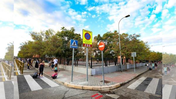 El nuevo Plan de Movilidad Sostenible y Segura ha afectado a 19 centros escolares del municipio