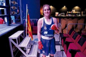 Una de las mejores boxeadoras de nuestro país, afronta el 2021 con el sueño de los Juegos Olímpicos en el horizonte