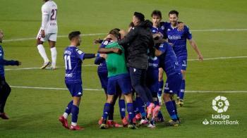 El conjunto alfarero se aleja del descenso con la victoria ante el Albacete