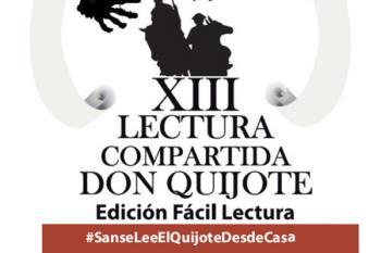 Homenaje a Miguel de Cervantes en el Día del Libro