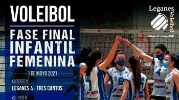 En ella, estará presente nuestro primer equipo Infantil del C.V. Leganés