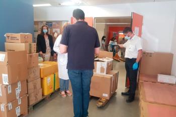 El consistorio dona las pruebas al centro con el foco puesto en la detección de pacientes de Covid asintomáticos