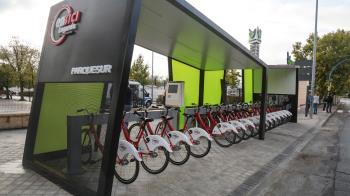 Ahora, cuenta con 45 bicicletas nuevas para impulsar la movilidad sostenible