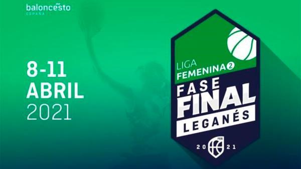 Leganés será la sede de la Fase Final de la Liga Femenina 2