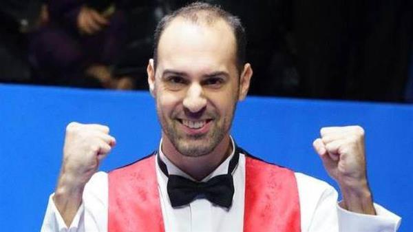 El jugador del Club Billar Móstoles se clasificó de forma brillante para la fase final