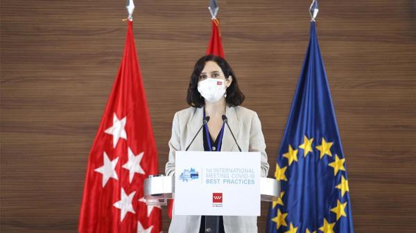 El Gobierno regional relaja las restricciones ante la mejora de las cifras de coronavirus