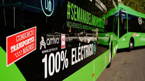 Este vehículo circulará por el campus de Cantoblanco en la Universidad Autónoma de Madrid