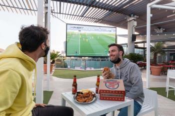 """La """"Fan Zone"""" se inaugura este fin de semana con el partido Barcelona – Real Madrid y todas las medidas de seguridad"""