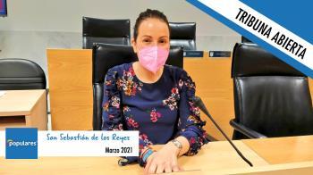 OPINIÓN| Tribuna abierta de la portavoz municipal del PP, Lucía S. Fernández