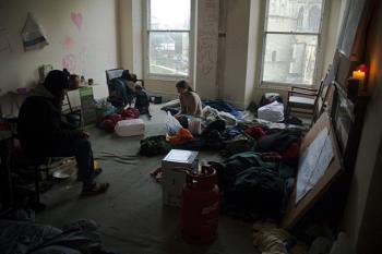 Se pide la creación de una oficina anti-okupación