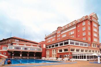 Continúan aislados en el Hotel Finisterre de A Coruña