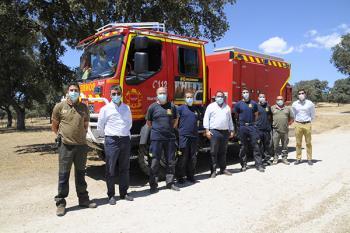 Asumirá las tareas de prevención de incendios entre el 15 de junio al 15 de septiembre