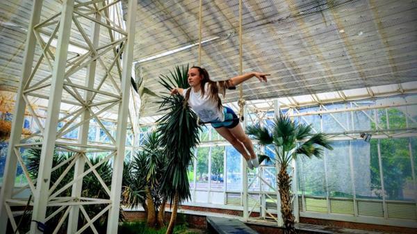 En Alcobendas, Fuenlabrada o Alcorcón podemos encontrar edificios dedicados a las artes circenses