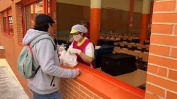 Garantizando la gratuidad del comedor escolar