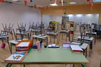 Ambos centros cuentan con aulas habilitadas cedidas por el Ayuntamiento de Fuenlabrada
