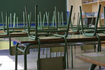 La Comunidad de Madrid prorroga su clausura hasta el día 18, mientras, las clases se impartirán online