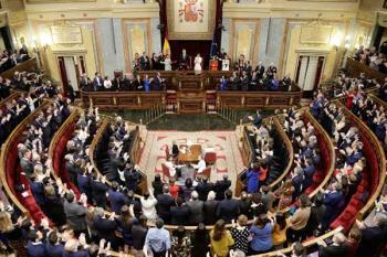 La Mesa del Congreso de los Diputados habría votado a favor de un incremento salarial del 0,9%