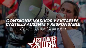 Mañana, viernes 22 de enero, los alumnos se concentrarán frente al Ministerio de Universidades de la Castellana