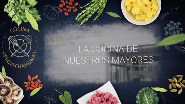 """La inciativa del Ayuntamiento se enmarca en el programa """"La cocina de nuestros Mayores no tiene desperdicio"""""""