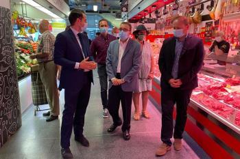 Estos mercados han sido los primeros en conseguir el certificado de protección frente a la Covid-19 que expide la Comunidad de Madrid