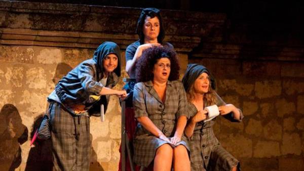 Los mitos de Fedra y Medea se mudan a Cádiz