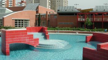 Las piscina contarán con protocolos Covid para mantener la seguridad de todos los usuarios