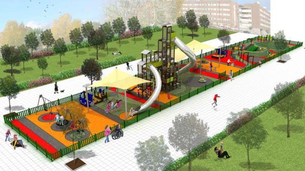 Los parques inclusivos de Dehesa Vieja y Tempranales estarán abiertos en junio