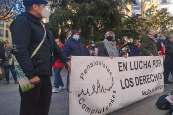 La Coordinadora Estatal por la Defensa del Sistema Público de Pensiones pide la dimisión de Escrivá