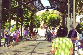 """La Plataforma de Pensionistas sale a la calle por """"una pensión digna"""""""