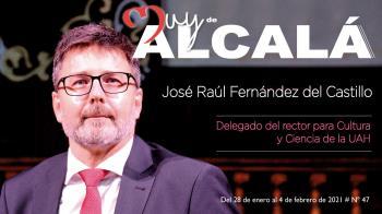 La entrevista a José Raúl Fernández del Castillo vertebra un número lleno de actualidad