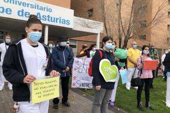 La Plataforma para la defensa de la Sanidad Pública denuncia las medidas adoptadas para el nuevo hospital de pandemias