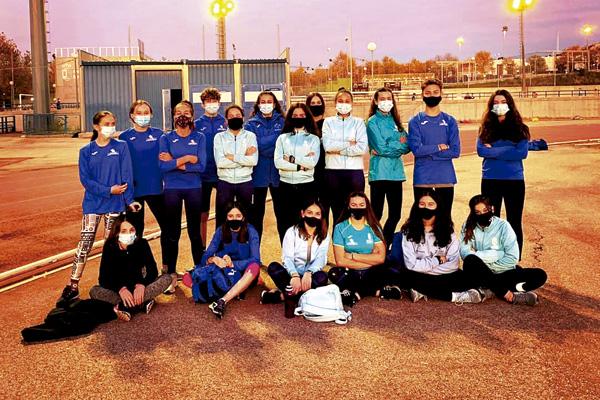 Participaron en el Criterium Sub-16 de la Comunidad de Madrid