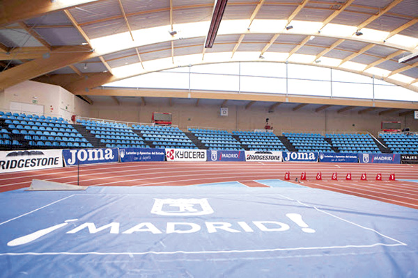 La pista madrileña acogió el criterium Sub-16 en este mes de diciembre