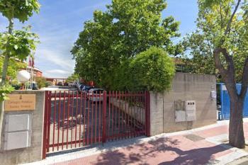 El alumnado de 4º, 5º y 6º usará la puerta de la calle San Martín de Valdeiglesias